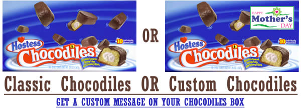 Buy Chocodiles for Mother's Day